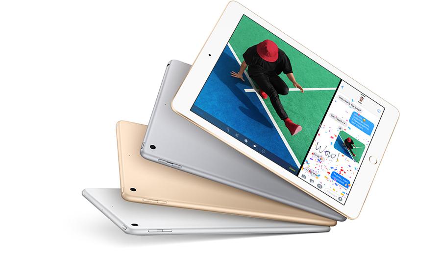 9,7-inch iPad